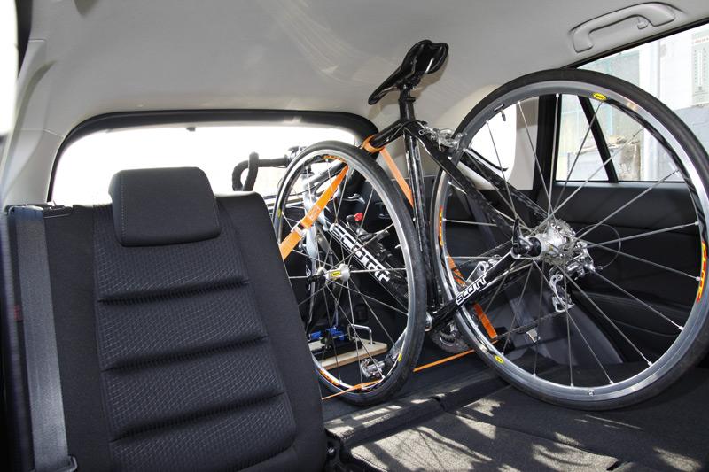 Fahrrad Im Auto Transportieren Hts System Fahrradtr 228 Ger